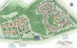 fuller village site plan