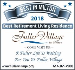 Best in Milton 2018
